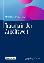 Trauma in der Arbeitswelt Cover